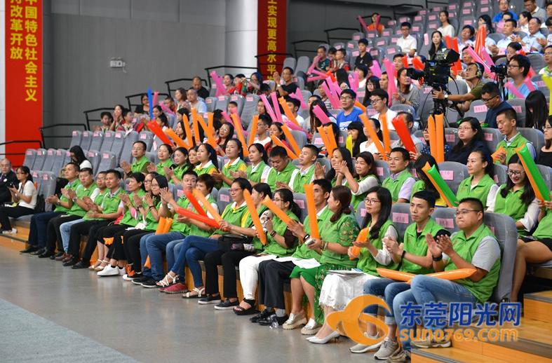 """东莞 """"益苗计划""""志愿服务项目大赛总决赛决出金、银、铜奖"""